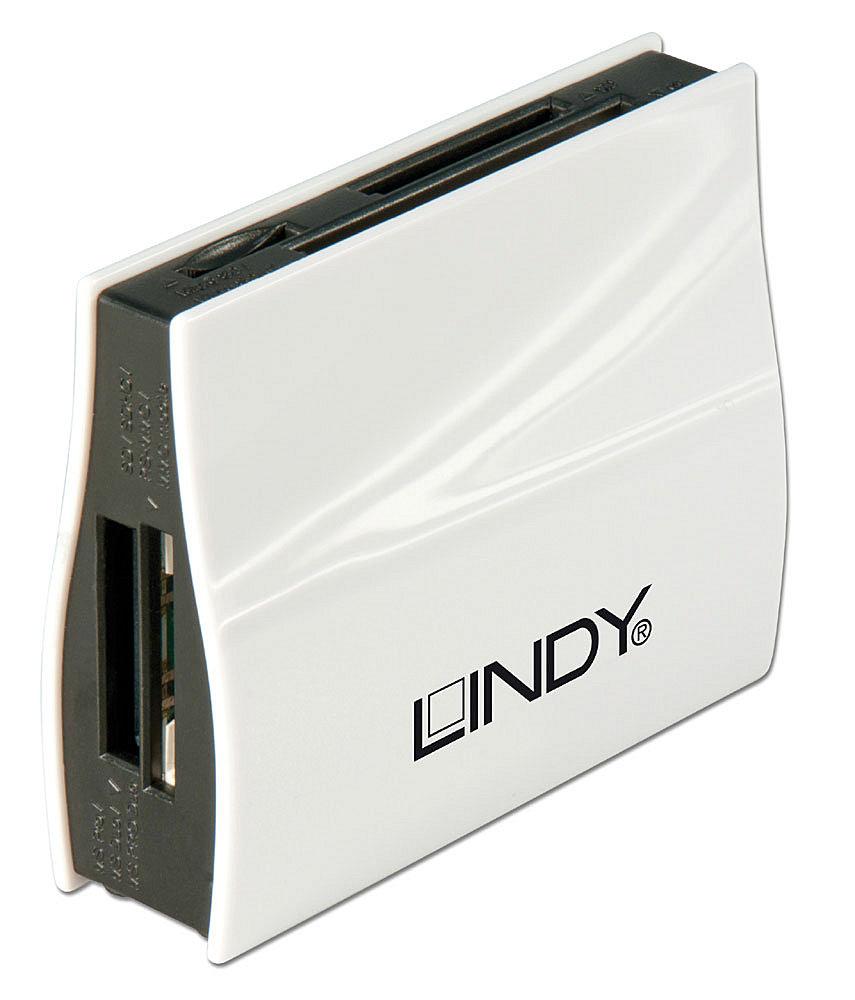 USB 3.1/3.0 Multi-Card Reader