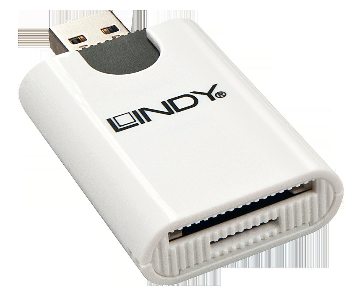 USB 3.0 SD/microSD Card Reader