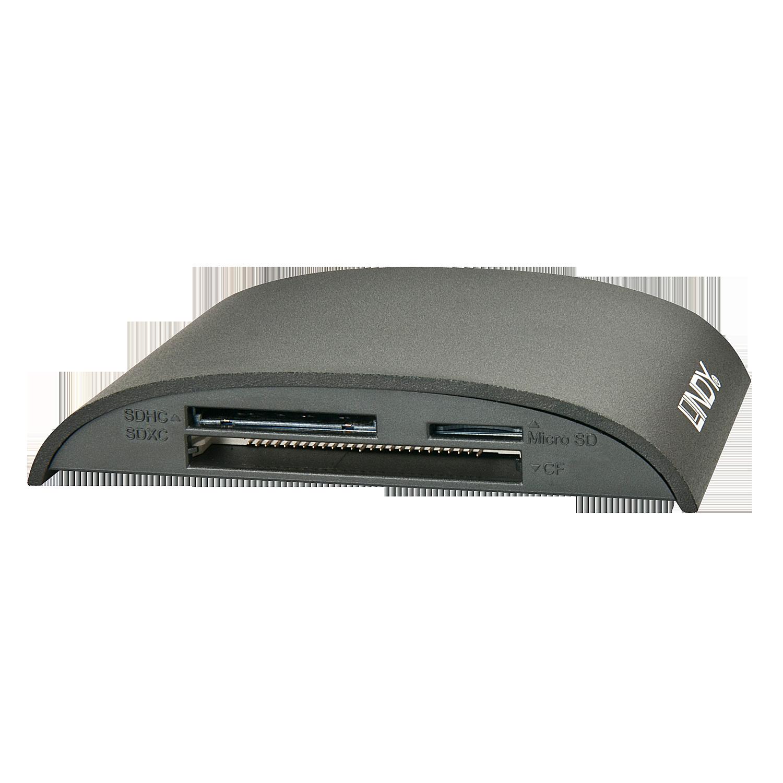 USB 3.1 Multi-Card Reader UHS-II