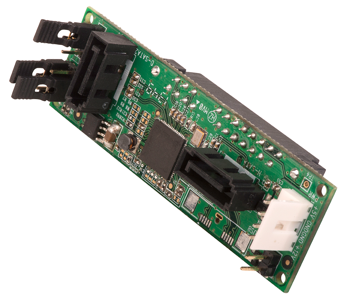 6 Gbit/s Hardware RAID Adapter