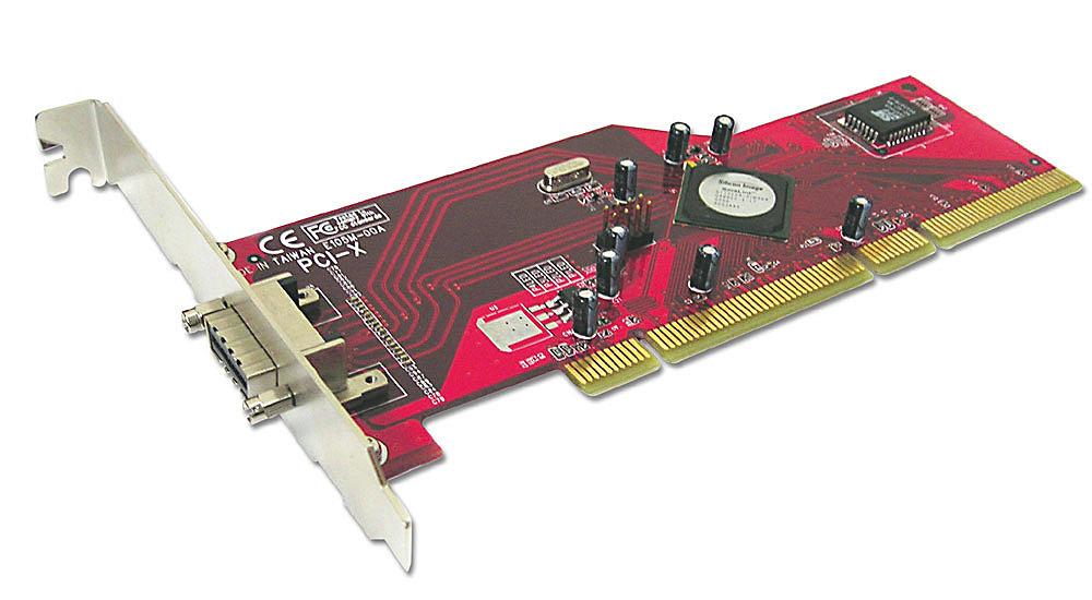 SATA-II Multilane-Karte, SFF-8470, Host, RAID 5, PCI-X 64Bit