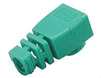 Kabelknickschutz STP/UTP, grün, 10er Pack
