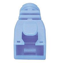Kabelknickschutz STP/UTP, blau, 10er Pack