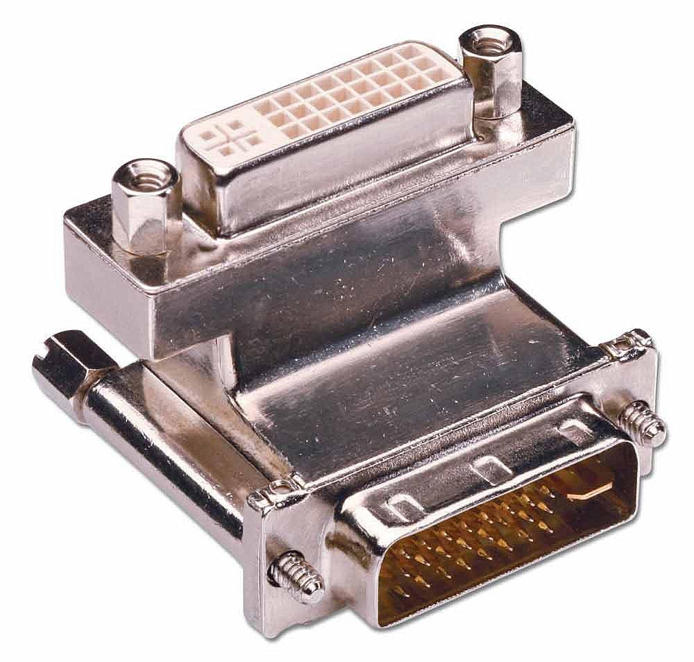 DVI Adapter Premium, 90 Grad nach unten