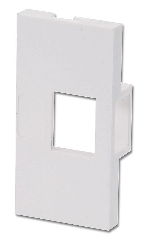 Snap-In-Modul für 1x Keystone für Wanddosen (4 Stück)