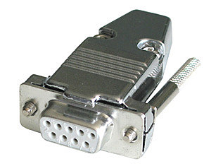 Sub-D Metallkupplung, 5 Stück