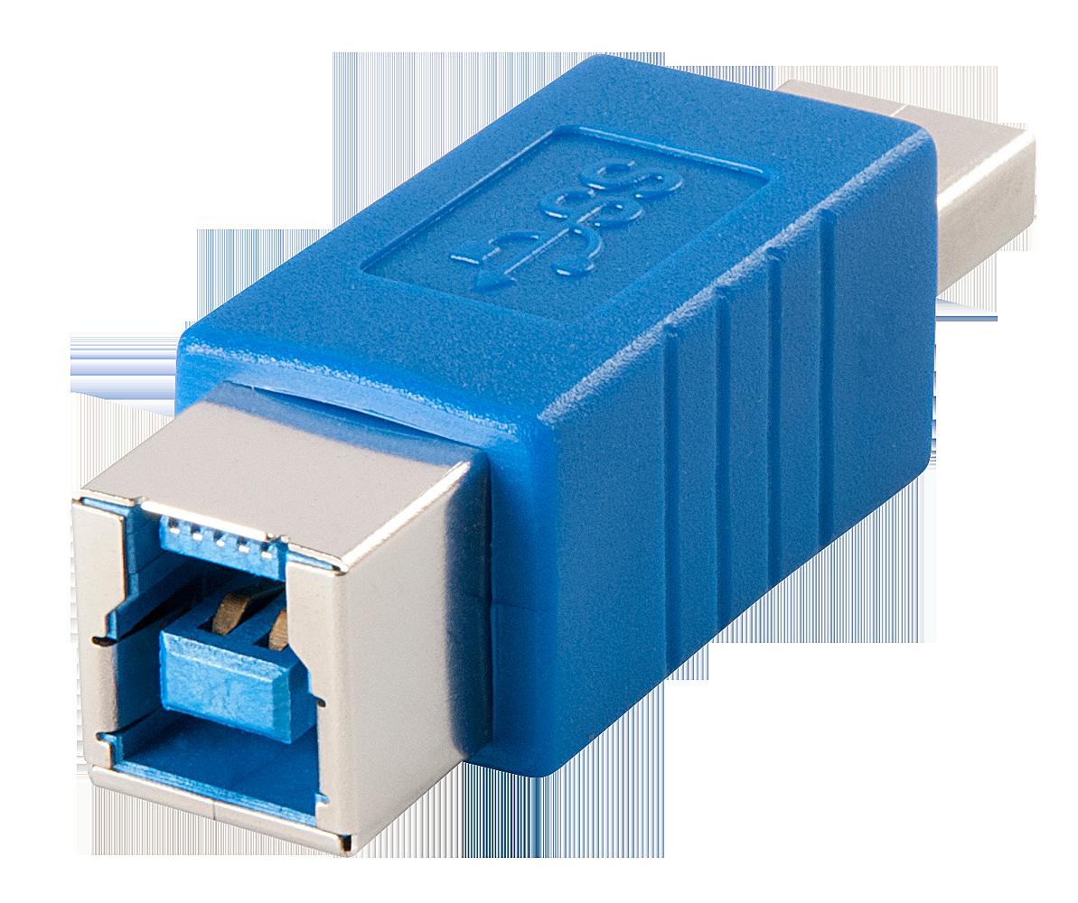 USB 3.0 Adapter Typ A/B