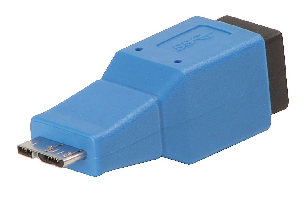 USB 3.0 Adapter B / Micro-B