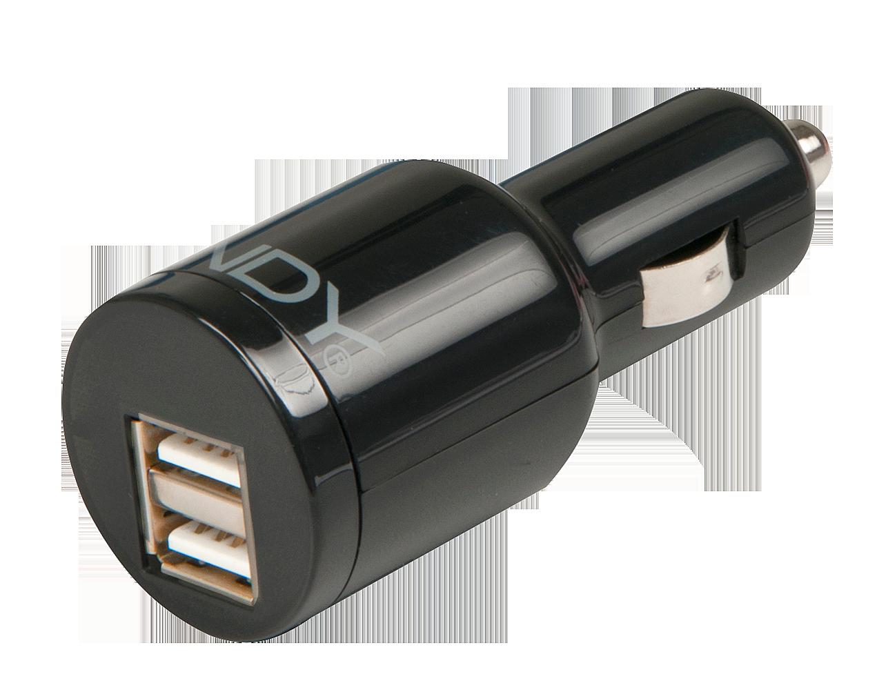 USB Auto-Ladeadapter 2 Port