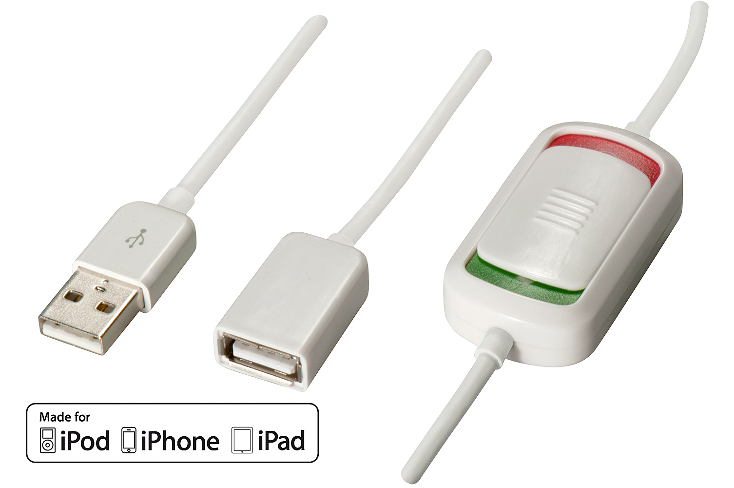 USB Lade- und Sync-Kabel f�r iPad, iPod, iPhone
