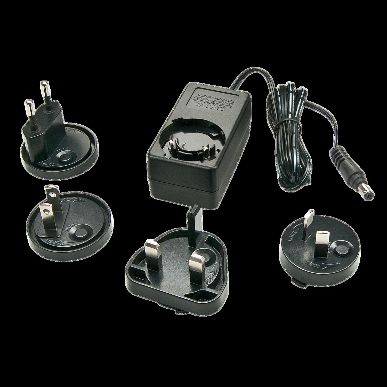 ECO Schaltnetzteil MC12V 1,25A Level VI (Stecker 5,5/2,5mm)