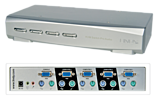 KVM Switch PS/2