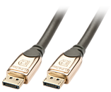 DisplayPort Kabel GOLD