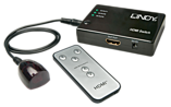 Remote HDMI Switch 3:1