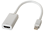 Adapter Mini-DisplayPort HDMI