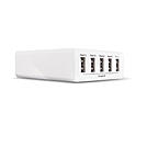 5 Port USB Charger Euro