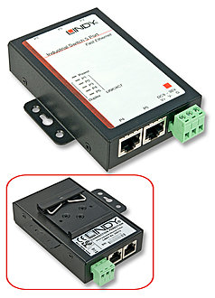 5 Port Industrie Switch