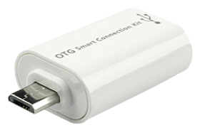 USB OTG Adapter A/Micro-B