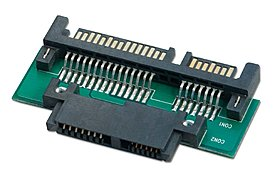 Slim-SATA an SATA Adapter