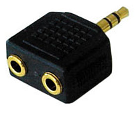 Audio-Splitter 3,5mm