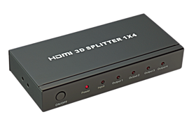 HDMI Splitter 4 Port