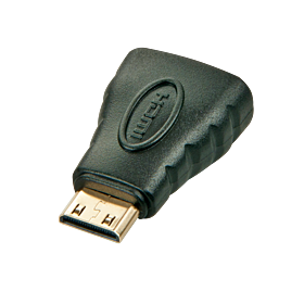 Adapter HDMI an HDMI-Mini