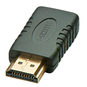 Adapter HDMI-Mini an HDMI
