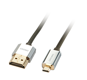 Slim HDMI A/D Kabel